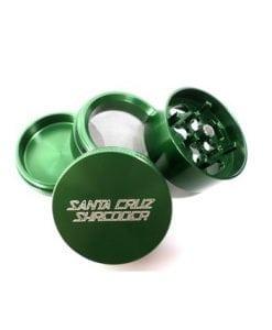 Santa Cruz Shredder 4-Piece Mini Green