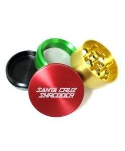 Santa Cruz Shredder 4-Piece Mini Rasta
