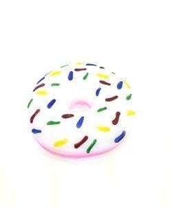 Crush Glass Donut Pipe Rainbow Sprinkles