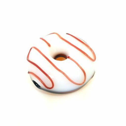 Crush Glass Donut Pipe Chocolate