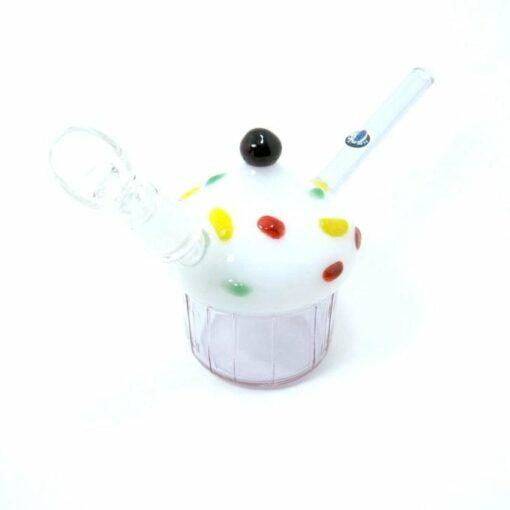 Crush Glass Cupcake Oil Rig