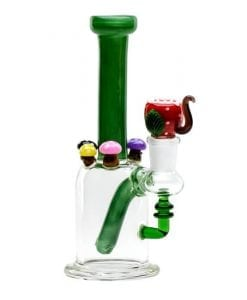 Empire Glassworks Mushroom Mini Water Pipe