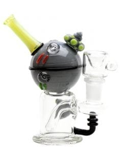 Empire Glassworks Star Wars Death Star Rig