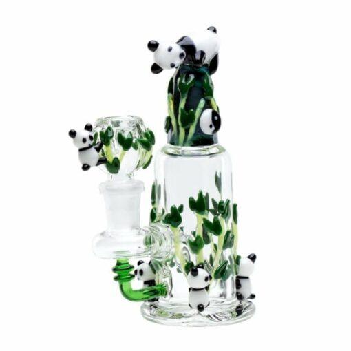 Empire Glassworks Panda Mini Water Pipe