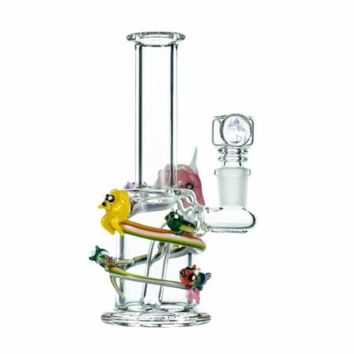 Empire Glassworks Adventure Time Mini Rig