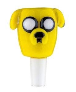 Empire Glassworks Jake the Dog Slide