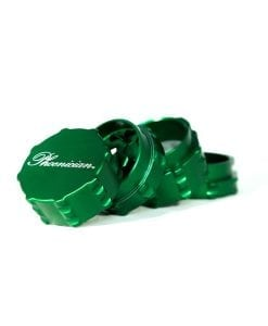 Phoenician Engineering 4-Piece Small Grinder Green