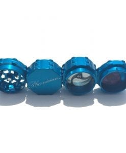 Phoenician 4-Piece Small Grinder Teal