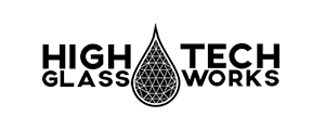 High Tech Glass Works Logo