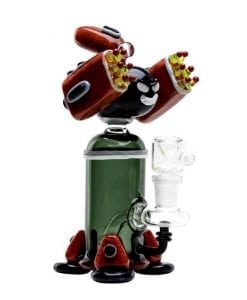 Empire Glassworks Missile Turret Water Pipe