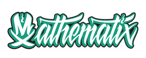 Mathematix Glass Logo