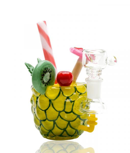 Empire Glassworks Pineapple Oil Rig