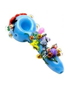 Empire Glassworks Ocean Life Pipe