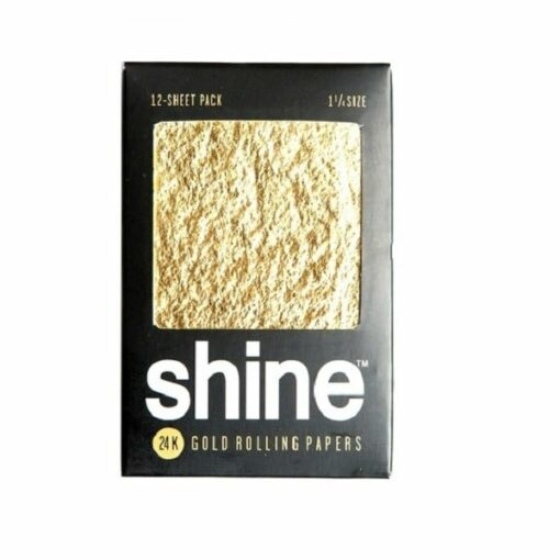 Shine 24K Gold Papers 12 Pack