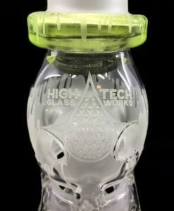 High Tech Glass Works Cheese Bottle Rig 5
