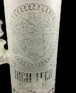 High Tech Glass Works Versace Rig 5