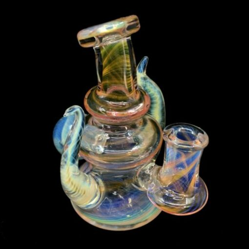 STF Glass Fumed Rig 2