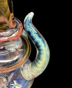 STF Glass Fumed Rig 2 Hook