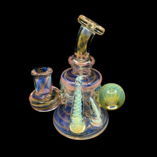 STF Glass Fumed Rig 3 c