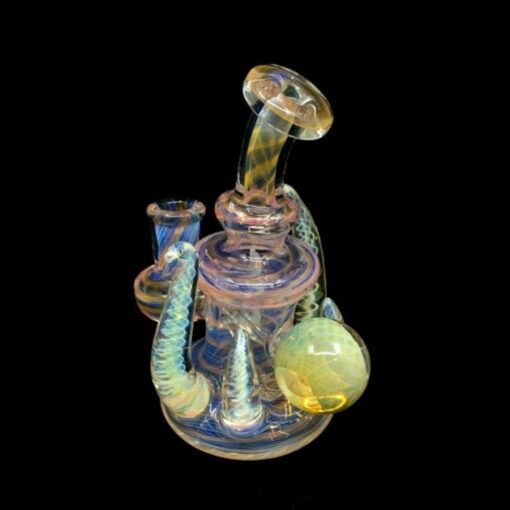 STF Glass Fumed Rig 3 d