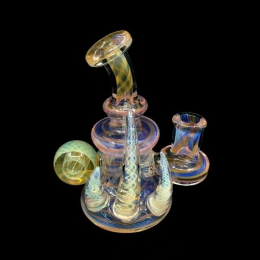 STF Glass Fumed Rig 3 g