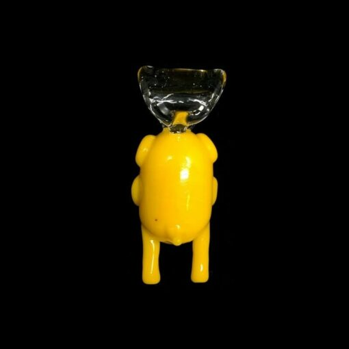 Jake the Dog Pendant Back Dematteo Art