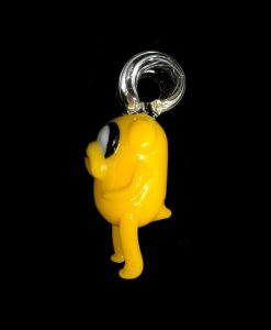 Jake the Dog Pendant Side Dematteo Art