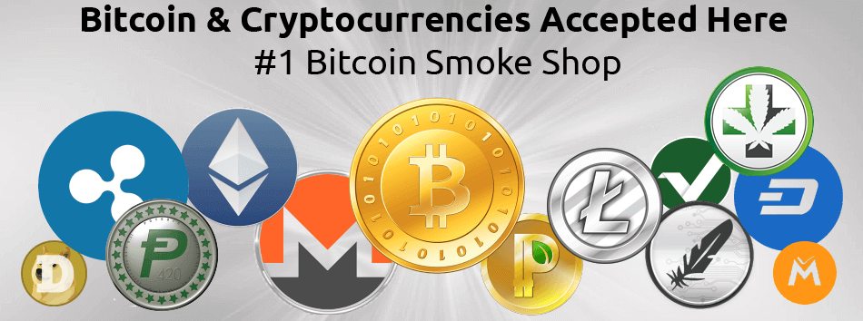 Bitcoin Accepted Here Banner