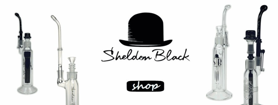 Sheldon Black Banner